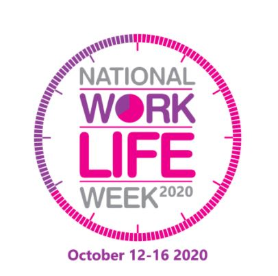 Supporting National Work Life Week 2020